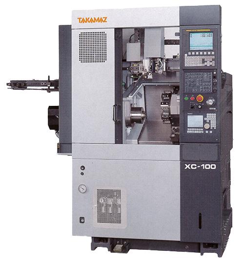 自動搬入搬出装置仕様CNC旋盤
